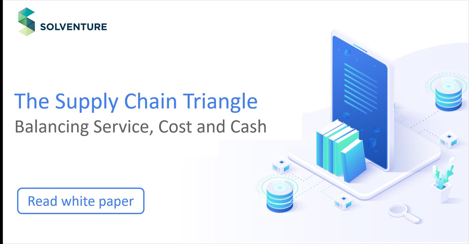 Supply Chain Triangle white paper